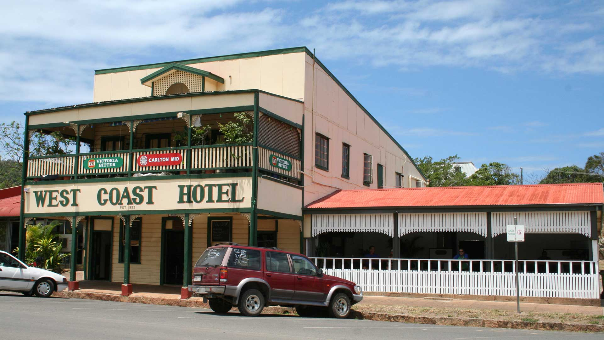 Historic Cooktown