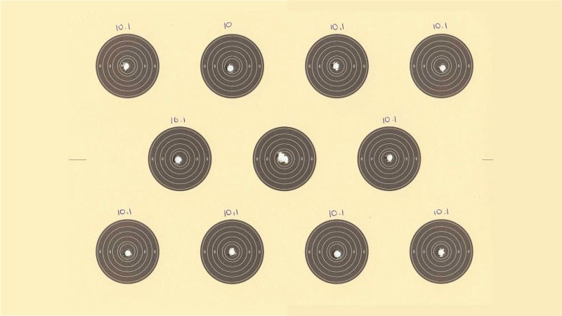 Smallbore Target Shooting