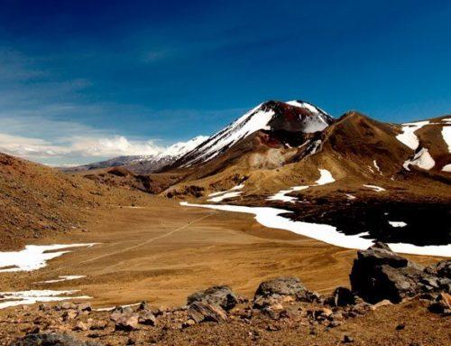 Tongariro Plateau